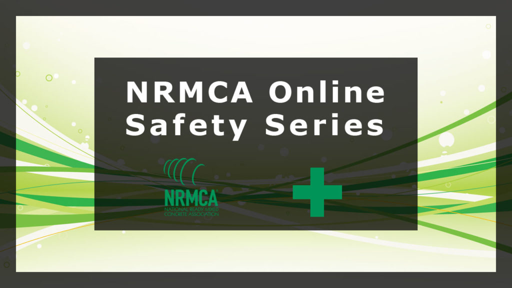 NRMCA Online Safety Series