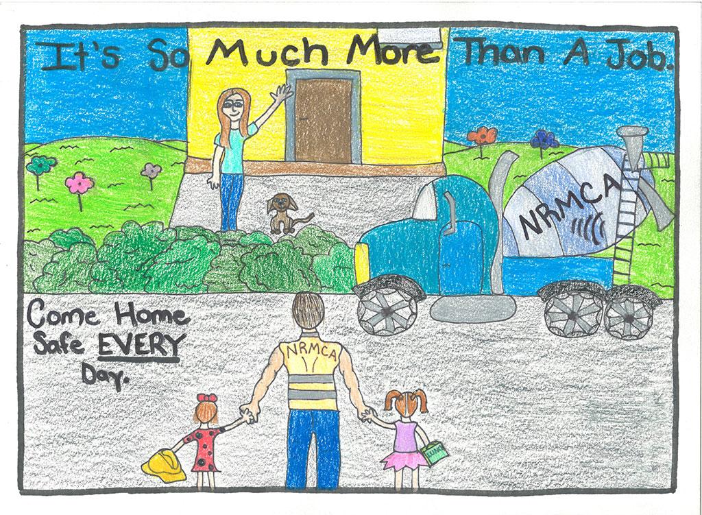 Kids Art Contest - NRMCA