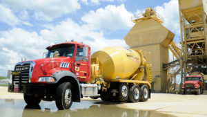 Concrete Mixer Truck and Plant