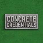 Concrete Credentials logo