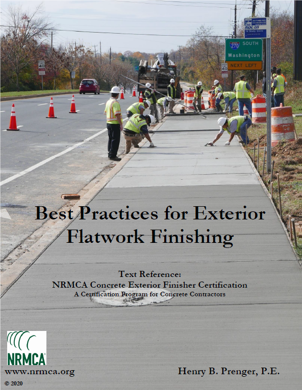 Best Practices for Exterior Flatwork Finishing