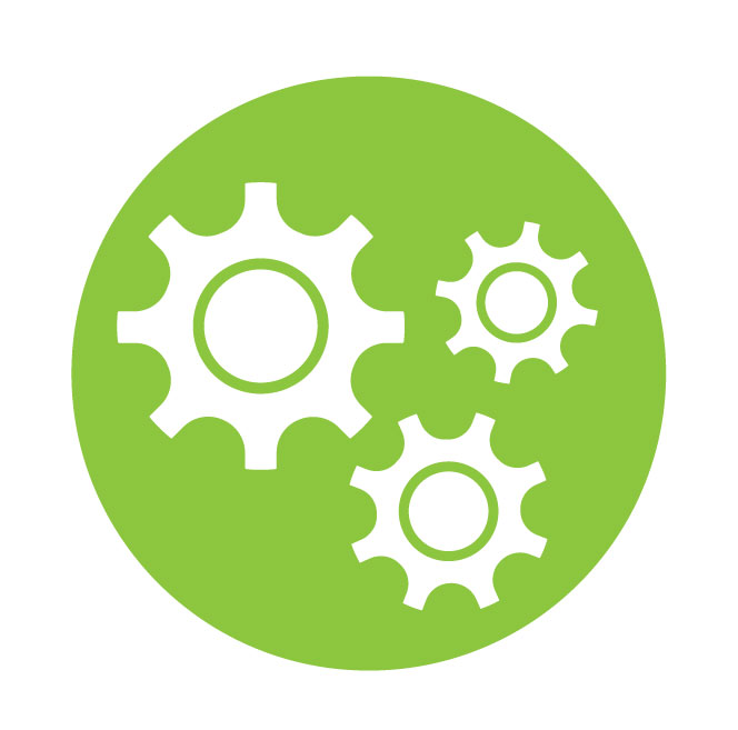 Supply Chain Icon